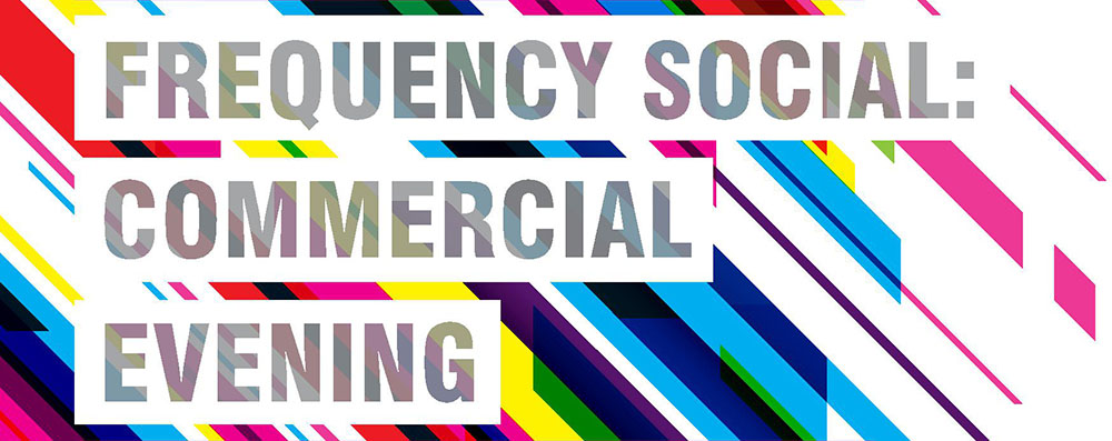 Frequency Commercial Evening Header