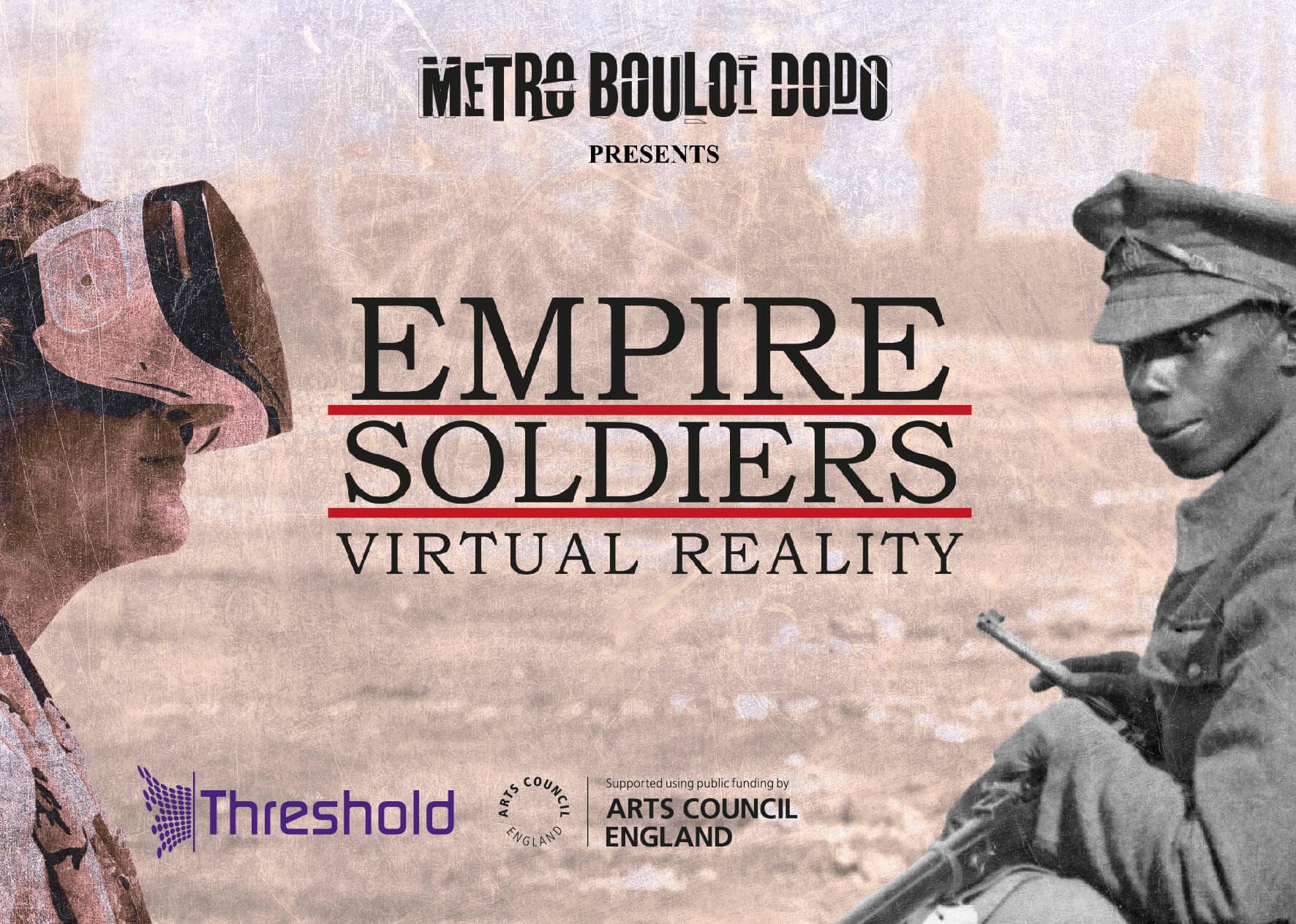 Empire Soldiers VR Metro Boulot Dodo