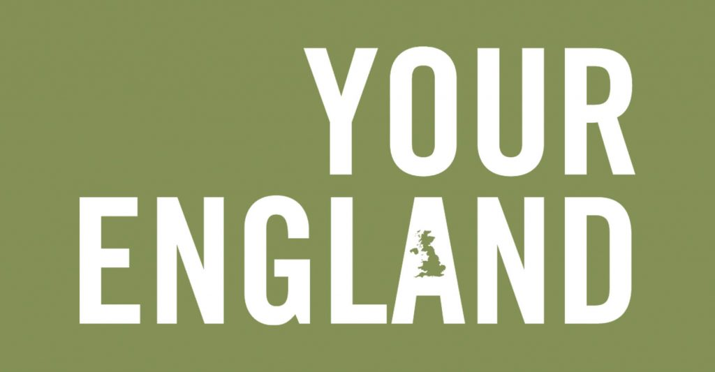 Your England, Dan Thompson