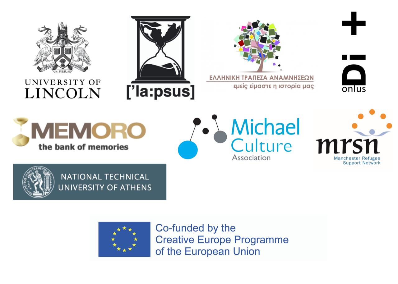 logos on branding block